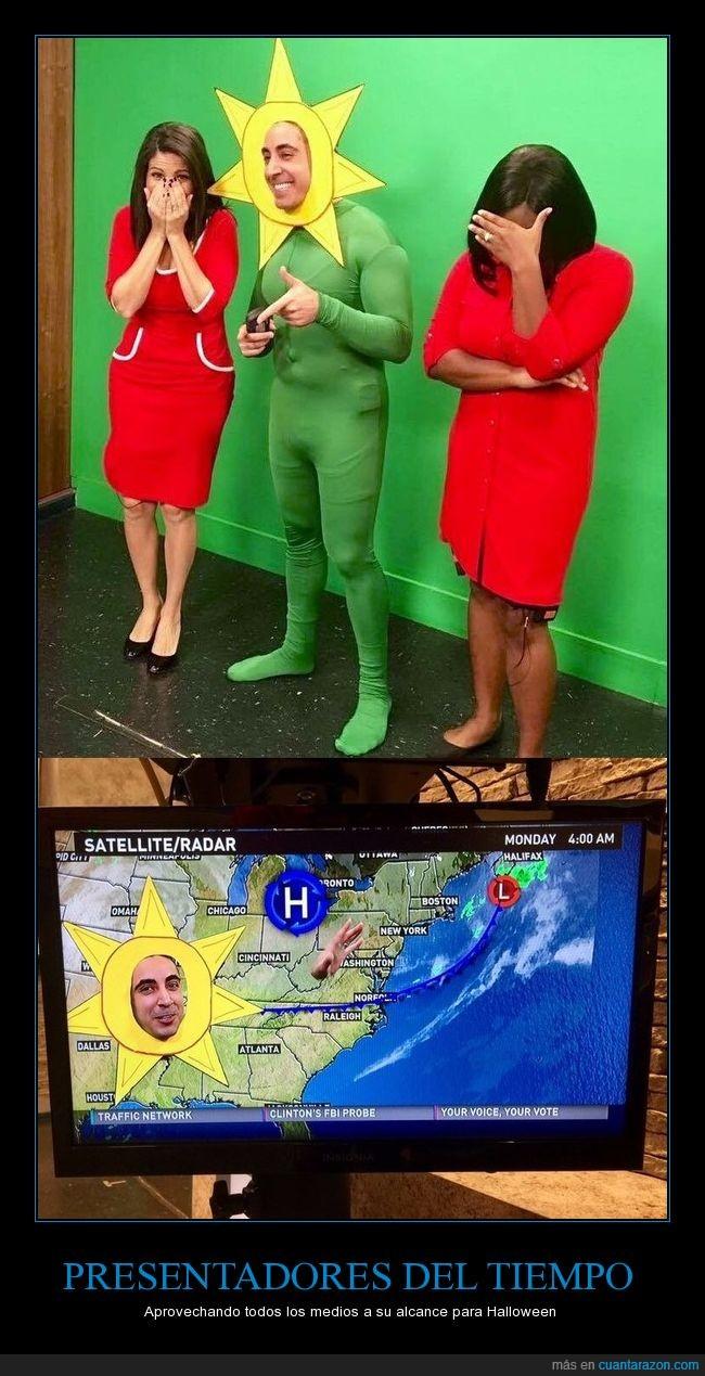 green screen,pantalla verde,presentador,sol,tiempo