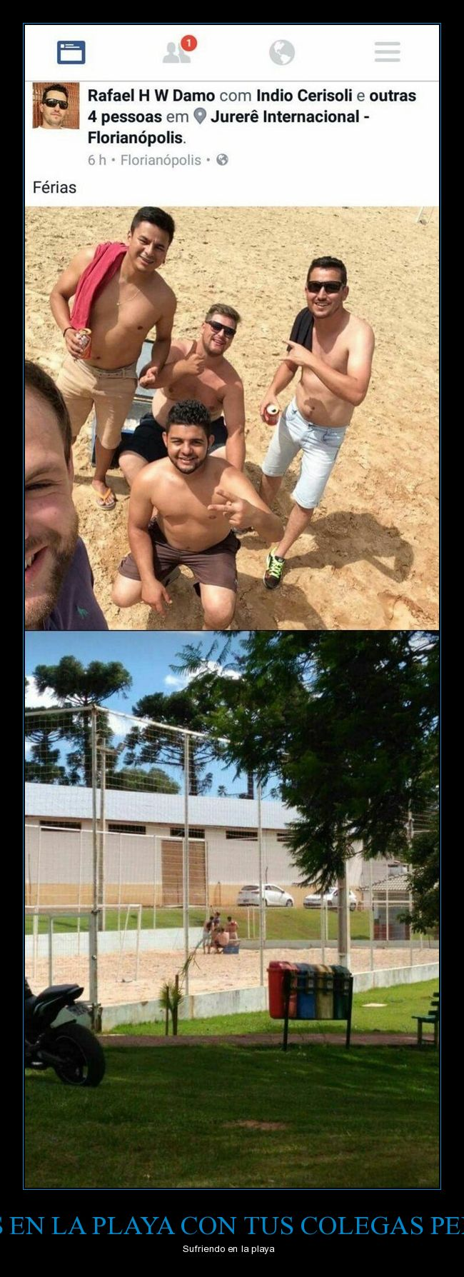 campo de arena,colegas,mataos,playa,postureo,wtf