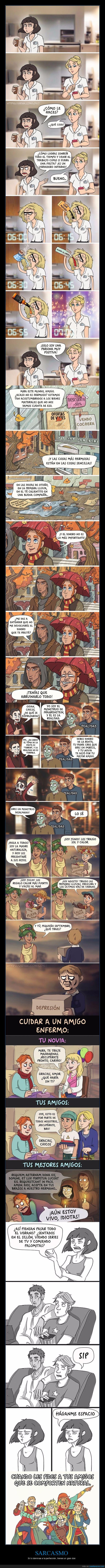 cómics,ironía,sarcasmo