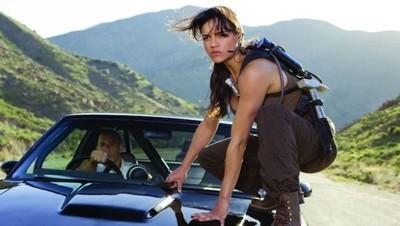 15322 - La amenaza de Michelle Rodriguez harta del trato de Fast & Furious con las mujeres