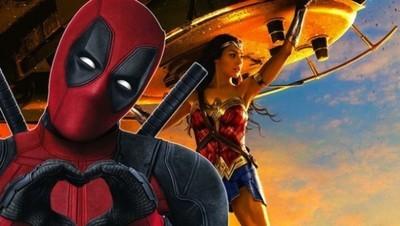 15717 - La divertida reacción de Deadpool tras ser superado por Wonder Woman en las taquillas