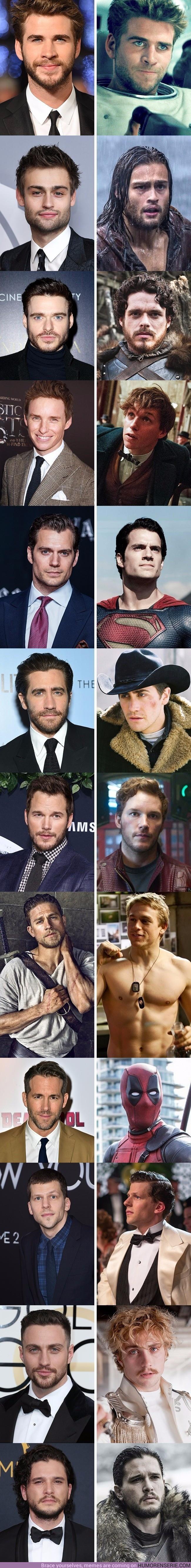 16205 - Los 11 actores más guapos de Hollywood