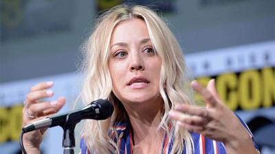 16208 - La broma que acabó con Kaley Cuoco en el hospital mientras rodaban The Big Bang Theory