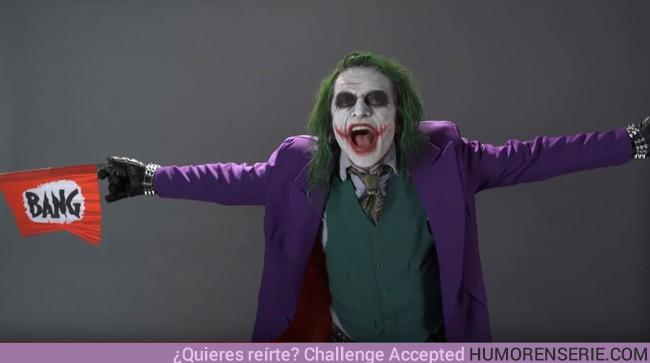 23321 - Tommy Wiseau es el Joker más terrorífico que has visto NUNCA