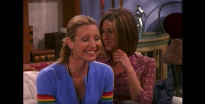 23616 - Friends tiene una toma falsa que llegó a emitirse en pantalla