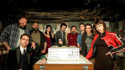 23980 - La Casa de Papel confirma nuevas temporadas, solo en Netflix